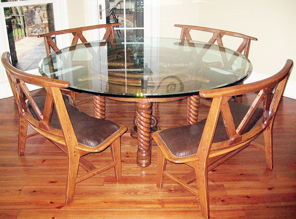 Custom Tables Gary Forte Woodworking Tables