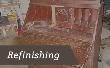 Refinishing Restorations